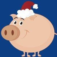 Los tres cerditos en Navidad. Vídeo de cuento navideño