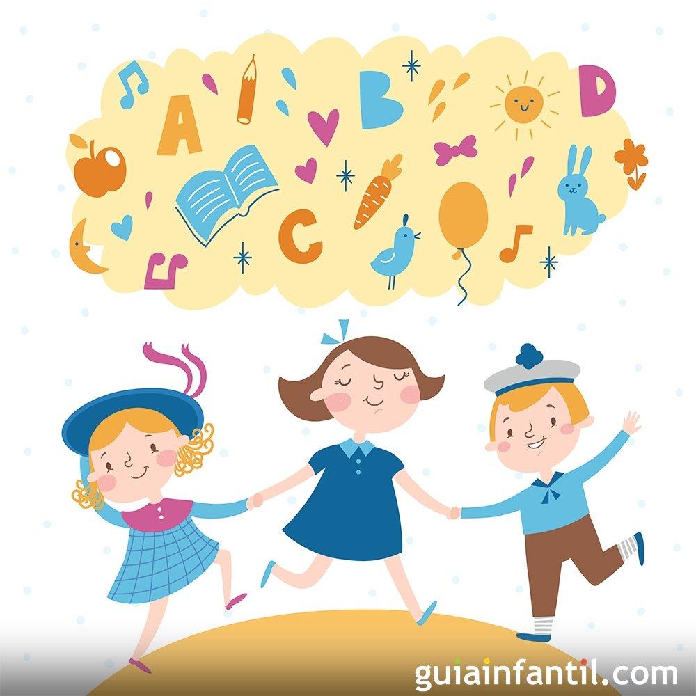 Canci n del abc para aprender ingl s for Aprendiendo y jugando jardin infantil