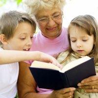 Los abuelos en la educación de los nietos