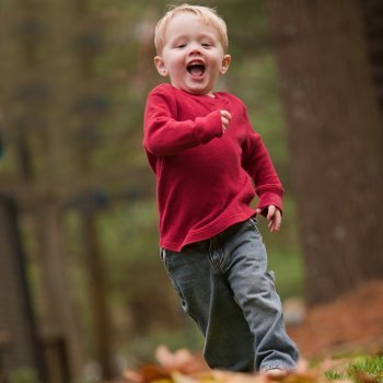 La conducta de un niño hiperactivo
