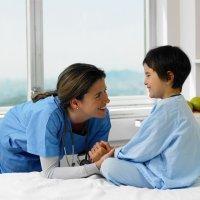 Tiempo de espera de un niño para un transplante de corazón