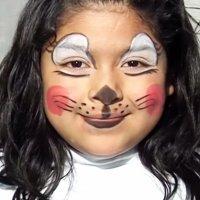 Maquillaje de fantasía de Minnie