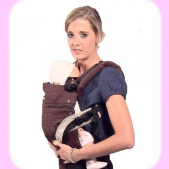 Cómo llevar al bebé en una mochila