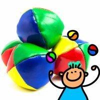 Cómo hacer tus propias pelotas de malabares