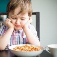 ¿Se debe obligar al niño a comer todo lo que hay en el plato?