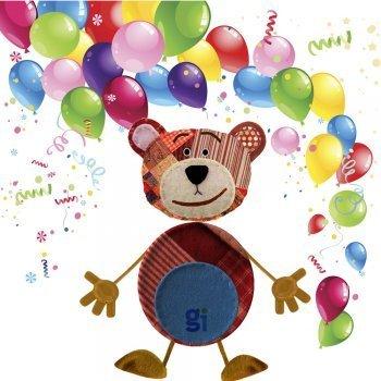 Cumpleaños feliz a ritmo de samba