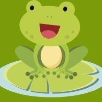 La rana cantaba debajo del agua. Canción para toda la familia