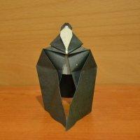 Vídeo de Origami para Halloween. Drácula