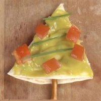 Árbol de Navidad mexicano. Aperitivos para estas navidades