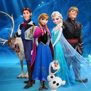Frozen, el reino de los hielos