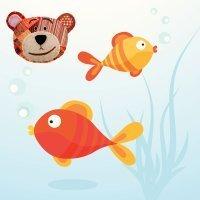 Los animales marinos. Aprende sus nombres y sonidos
