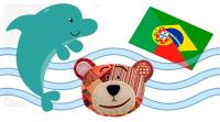Animales marinos en portugués