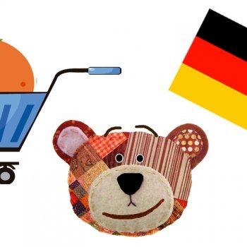 Aprende las frutas en alemán