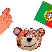 Aprende las partes del cuerpo humano en portugués