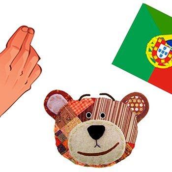 El cuerpo humano en portugués
