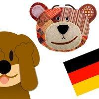 Adivinanzas de animales en alemán. Vídeo para niños