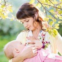 Dar el pecho al bebé en público