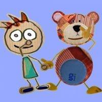 Canción infantil de Pin Pon, el muñeco de cartón