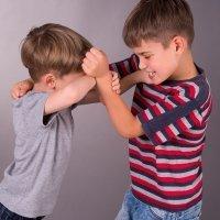 Qué hacer cuando los niños se comportan de forma agresiva