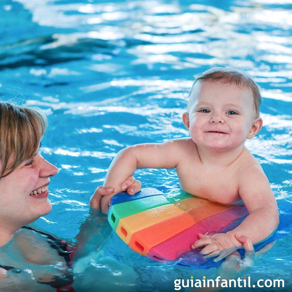Materiales recomendados para los ni os en la piscina - Panales para piscina ...