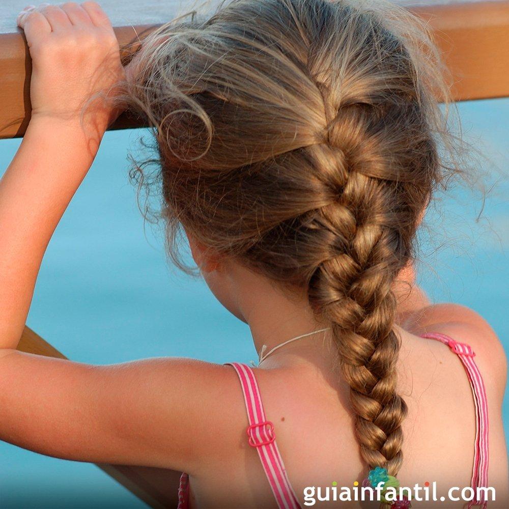 Peinados para nenas related keywords peinados para nenas - Ideas para peinados faciles ...