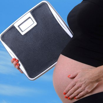 Cuántos kilos puede ganar una embarazada