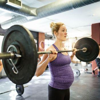 Deportes buenos y malos durante el embarazo