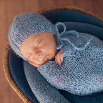 Aprende a envolver al bebé paso a paso