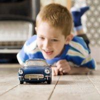El papel del juguete en la educación de los niños