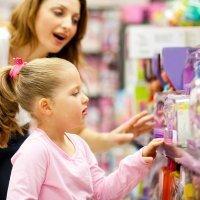 Por qué comprar los juguetes en tiendas de confianza