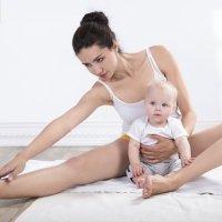 Ventajas del yoga en el posparto para la mamá