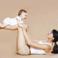 Por qué el yoga es bueno para los bebés