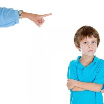 Consecuencia educativa y castigo