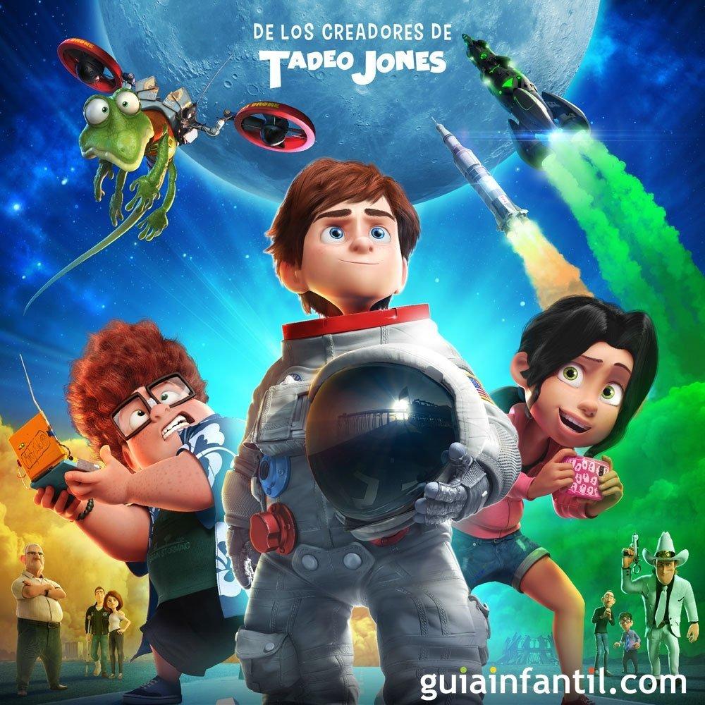 Atrapa la bandera pel cula infantil sobre el espacio - Dibujos infantiles del espacio ...