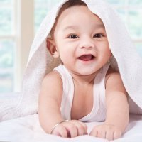 Cómo evoluciona la visión del bebé