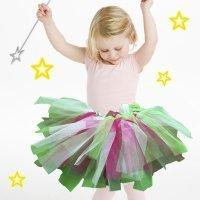 Cómo hacer un tutú de bailarina