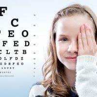 ¿Qué es la ampliopía en niños?
