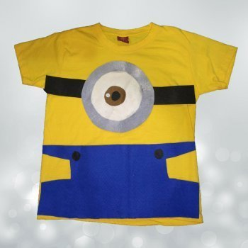 Haz tu propia camiseta de Los Minions