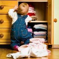 El trabajo de una madre en casa
