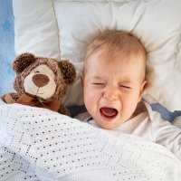 Cuando el bebé no quiere dormir