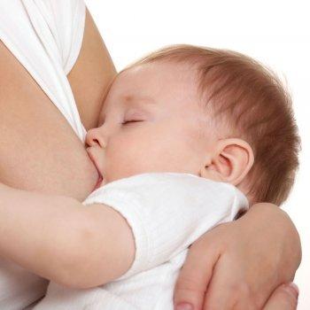 Grietas durante la lactancia