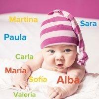 10 nombres de niña muy populares entre los padres para el 2016