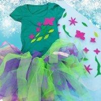 Disfraz casero de Elza de Frozen 2 para niñas