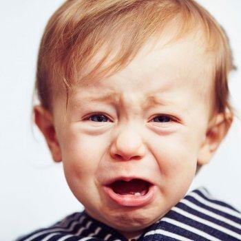Qué hacer cuando el niño llora
