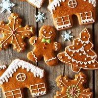 Galletas de Navidad. Recetas fáciles para niños