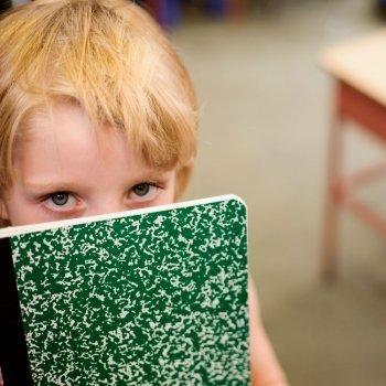 Miedos en niños de más de 3 años