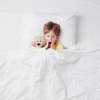 Cómo actuar ante los miedos de los niños