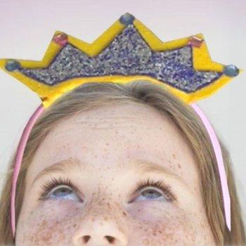 Diadema de corona
