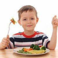 Dieta vegetariana para niños ¿sí o no?