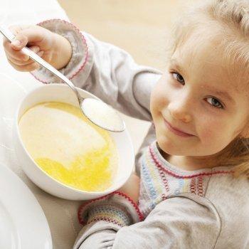 Ideas para que los niños coman de todo